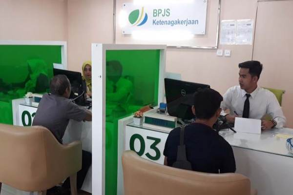 Bpjs Ketenagakerjaan Cabang Magelang Bayar Klaim Rp92 2 M